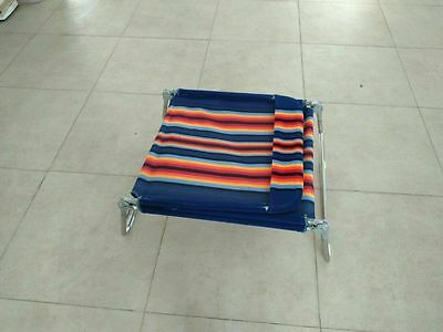 Good Quality Outdoor Folding Beach Chair Home Yard Furniture Sport Equipment