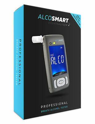 LCD Digital Alcohol Breath Tester, UK Breathalyser, Breathalyzer Drink Driving
