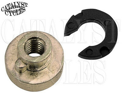 Fender Seat Nut Kit for Harley Seat Mounting Kit 59768-97 Replacement
