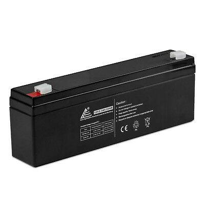 12V 2.3AH Replacement Battery for PS-1220, UB1222, NP2-12, WP2.3 and 2Ah, 2.2Ah