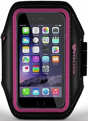Stalion® Sports Running Exercise Gym Armband Case Cover for Apple iPod Touch 5/6