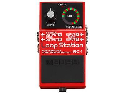 Effetto Looper A Pedale Boss Rc-1