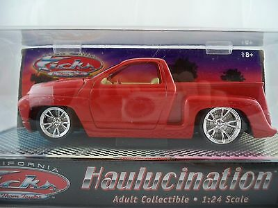 Kalifornia Kicks By Thom Taylor 92107 Haulucination 1:24 Scale Collectible Truck