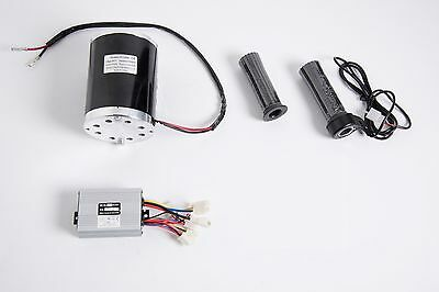 1000W 48V electric motor kit control box & Throttle f scooter ebike