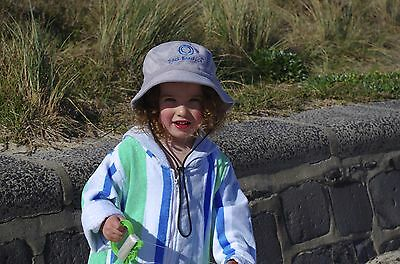 Back Beach Co Terry Towelling Bucket Hats