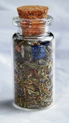 Anti Depression Anti Anxiety Spell Witch Bottle© 20+ Yrs exp. Aromatherapy Wicca