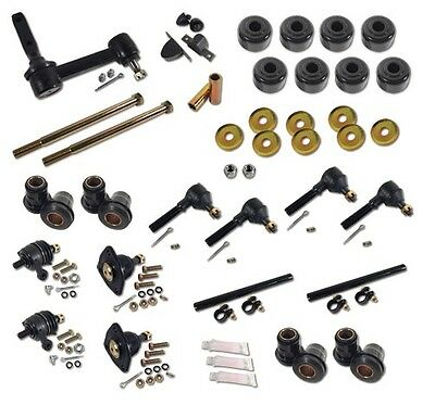 63-82 Corvette Front Suspension Rebuild Kit NEW Deluxe W/Poly Bushings X2134