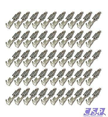 50x Junior Power Timer JPT Buchsenkontakt 1,0²-2,5²  VW 903 353.04 N 903353.04
