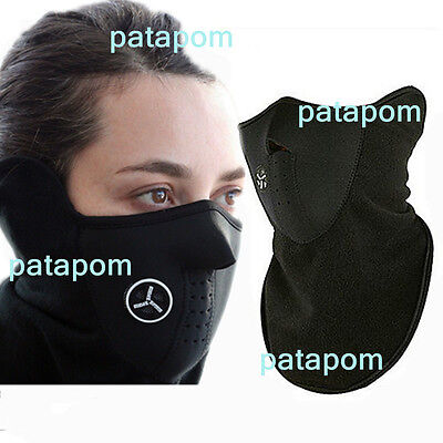 Face Mask Bike Motorcycle Ski Snow Snowboard Fishing Sport Neck Winter Warmer PA