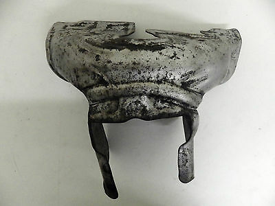 Peugeot 206, 1.4 8V KFW, Exhaust Manifold Heat Shield / Cover, 9653144280