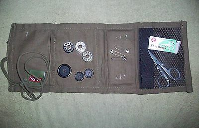 Army Sewing Kit - Cadets, Campers, Bush Walkers New Made
