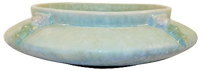 Roseville Pottery Topeo Blue Bowl 246-2