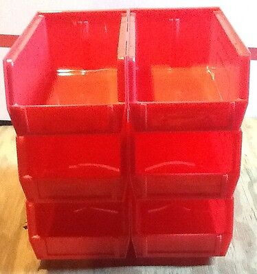 Lot of 6 Reloading Bins/ Replacement for Dillon 550/650 Hornady Lee