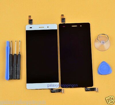 For Huawei P8 Lite Touch Screen + LCD Display Digitizer Assembly Part + Tools