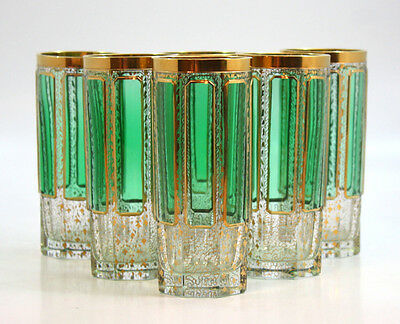Moser Set of Six Glasses