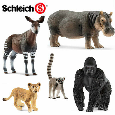SCHLEICH World of Nature AFRICA - Choose for 41 different Animals all with Tag