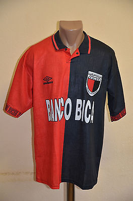 Rare Colon Argentina 1990's Home Football Shirt Maglia Camiseta Umbro Vintage