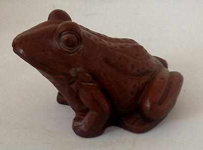 Estate Find-Red Mill Mfg. Frog Figurine