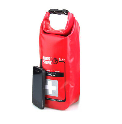 Empty 2L Waterproof Emergency Survival First Aid Treatment Kit Bag Travel