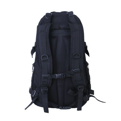 35L Army Military Style Travel Rucksack Backpack Camping Trekking Hiking Bag