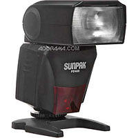 NEW Sunpak PZ42X Shoe Mount Flash for Canon  Digital Camera