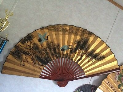 Asian Wall Fan