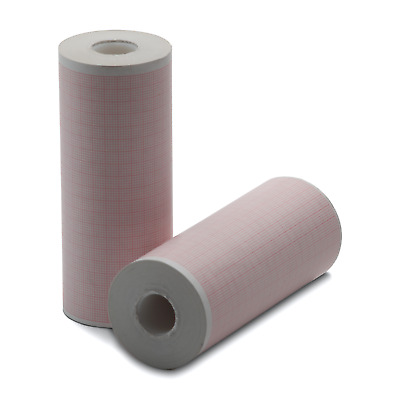 Physio-Control 100mm Printer Paper - 5 Rolls - gridded - for LIFEPAK 12 & 15