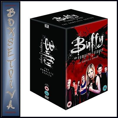 Buffy The Vampire Slayer -  Complete Dvd Collection  Seasons 1- 7  **brand New*