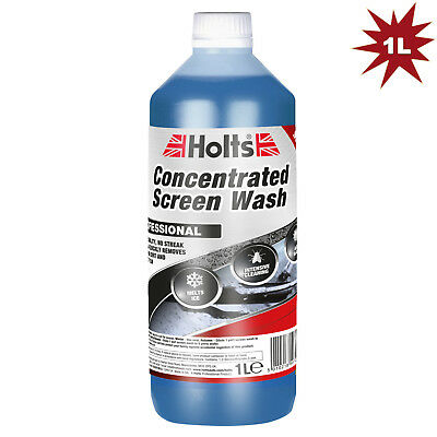 Holts Concentrated Screen Wash 1 Litre