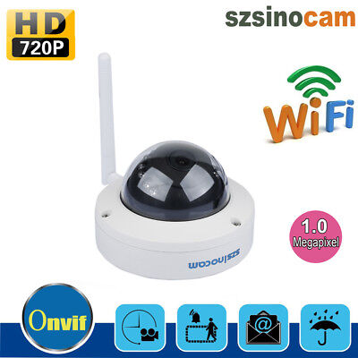 1080P HD 2MP IP Camera Wireless WIFI ONVIF Videosorveglianza Telecamera Dome IT