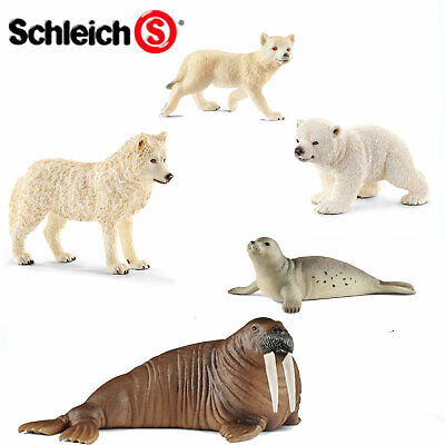 SCHLEICH World of Nature ARCTIC & ANTARCTIC - Choice of 11 animals all with Tags