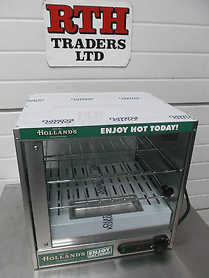 Parry - Heated Display Unit - Hot Pie Cupboard - Humidity & Glass Door - £250+V