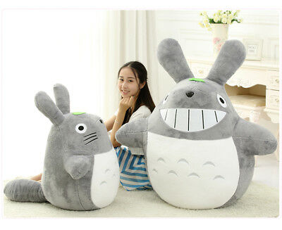 Large huge big Anime My Neighbor TOTORO Plush Doll soft Stuffed TOYS gift 24""