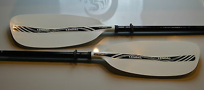 Premium Sit on top Kayak Paddle - Lendal Archipelago - Split (4P-SF-SLOK-RH)