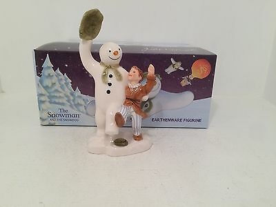 John Beswick The Snowman and James Dancing - *BRAND NEW BOXED*