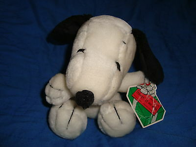 "Mcdonalds charlie browns Friend SNOOPY Plush 6"" Tall"