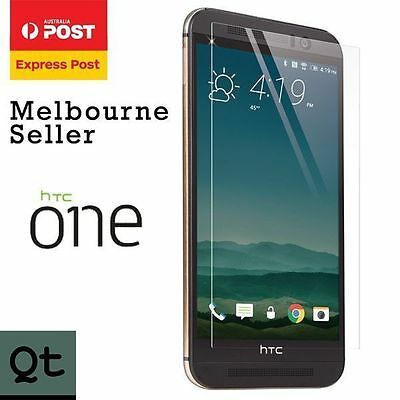 Genuine Tempered Glass Screen Protector/Film for HTC 10 One M9 One M8 Melbourne