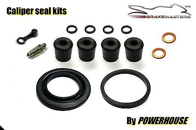 Suzuki GT 125 front brake caliper seal repair rebuild kit 1974 1975 1976 1977
