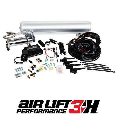 """Airlift Performance Digital Air Ride Management System 3H 3/8"""" Lines 27697"""
