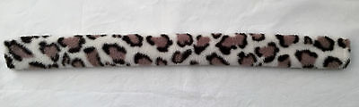 Bumper Bar Cover SNOW LEOPARD to fit GRACO EVO PUSHCHAIR