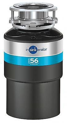 Insinkerator ISE Model 56 Sink Food Waste Disposer   Disposal Unit & Air Switch
