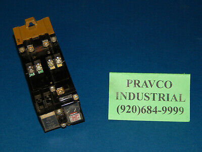 Allen Bradley 700-P200A1 Relay with 700-PLLA1 Mechanical Latch 700P200A1