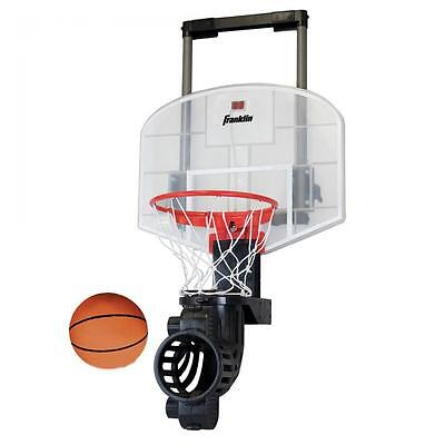 Franklin Shoot Again Basketball Hoop with Electronic Scoring