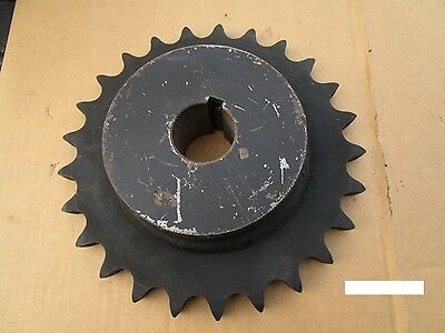 Gear and Sprocket 80A25H-406, 1.430 Bore
