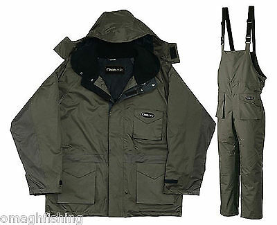 Prologic Green Waterproof 2 Piece Comfort Thermo Suit*M-XXL*Carp Coarse Pike