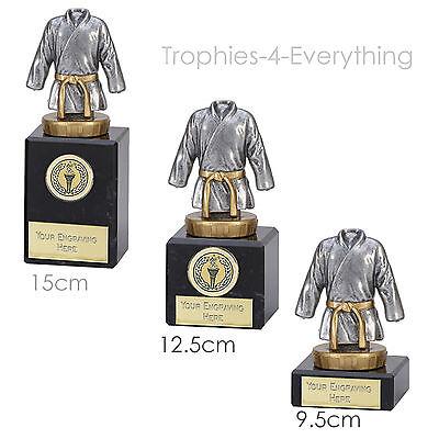 Martial Arts , Karate, Judo, Taekwondo Trophy Award FREE ENGRAVING