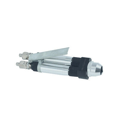 JL-SD1818 manual dual fluid dispensing valve (with a round mouth tee)