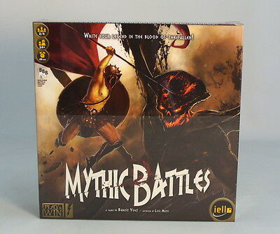 Mythic Battles The Board Game