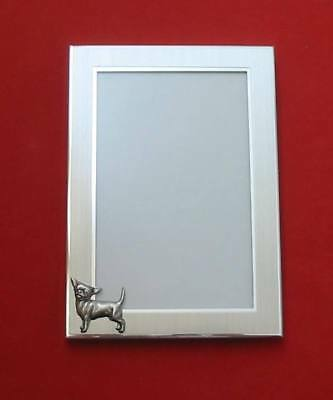 Chihuahua Dog Motif 6 x 4 Photo Picture Frame Gift NEW