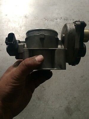 Ba Ford Falcon Turbo 6 Cylinder Throttle Body With Tps